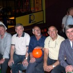 Runners up bowling team 2010
