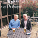 Stuart Simpson and John Thompson