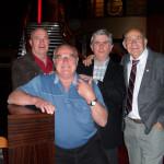 Des, Trevor, Bob & Mike