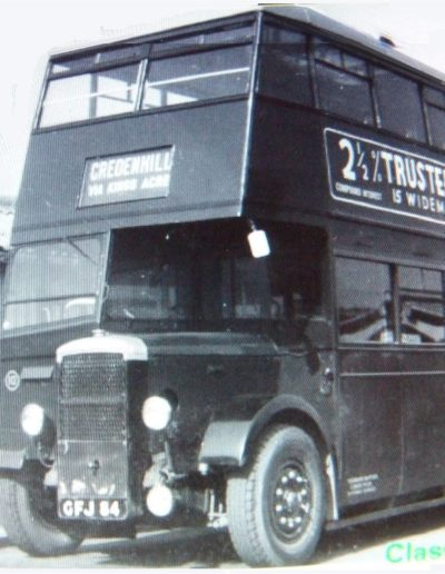 Credenhill Bus to RAF Camp