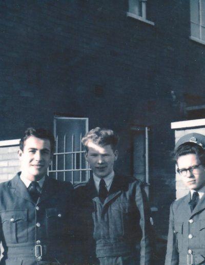 RAF Hereford 1964